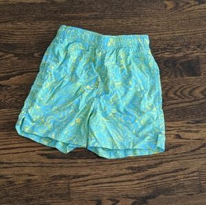 Vintage Lilly Pulitizer Toddler Boy Swim Trunk 2-3